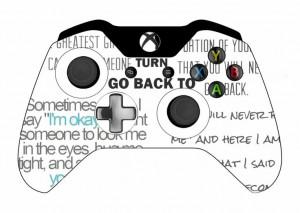Xbox - Quotes Aaron Bonshor©
