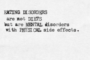 rate of any mental illness eating disorders are not a choice an eating ...