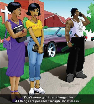 VIDEO by BW & BM - Black Women Dating Thugs & Consequences