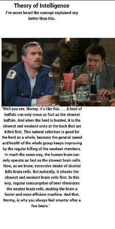 NORM #Cheers . Classic T.V. show. More