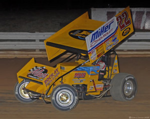 Sprint Car Racing Picture