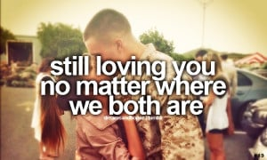 cute military love quotes