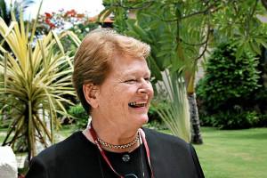 Gro Harlem Brundtland And
