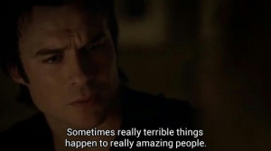 ... , ian somerhalder, quote, random, sadness, text, the vampire diaries
