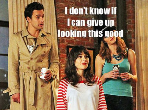 New Girl - Nick Miller quote
