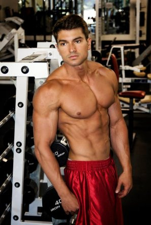 Muscle And Fitness Male Fitness Model Motivation Model Workout Tumblr ...