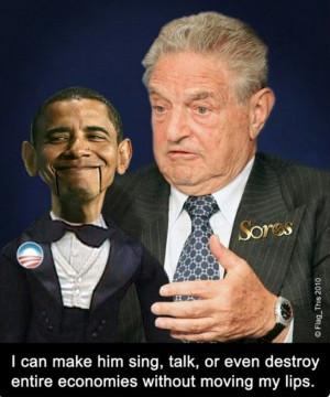 The puppet master himself.. George Soros!