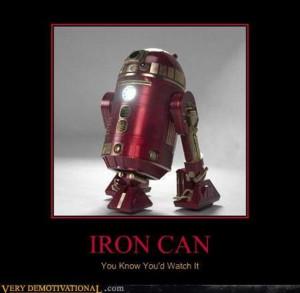 Iron Man Motivational