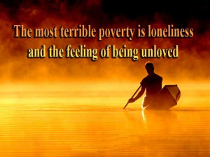 Loneliness quotes images for facebook