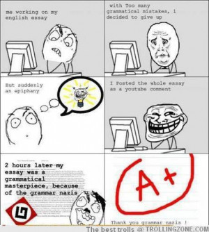 Funny quotes about essay writing