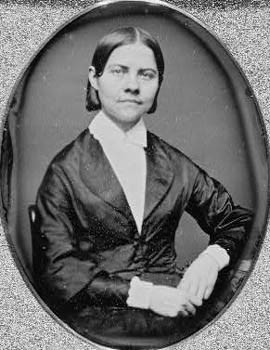 Lucy Stone (1818-1893)