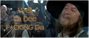 Captain Barbossa Quotes