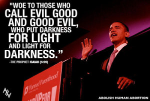 Let Scripture Guide Us Through the Wicked and Bizarre Obammunist Era ...