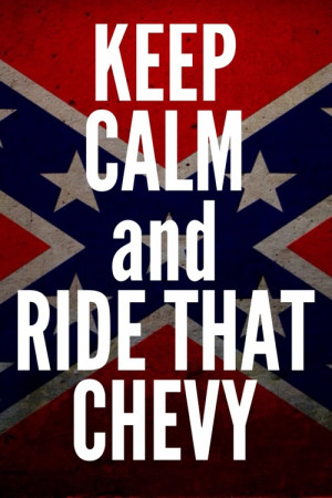 rebel flag nails | rebel flag | Tumblr: Chevy Trucks, Chevy Girls ...