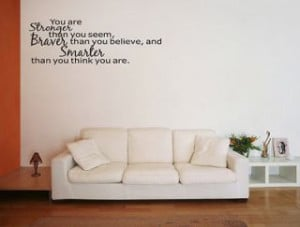 wall quotes in girls quotes wall wall sticker decals quote wall decal ...