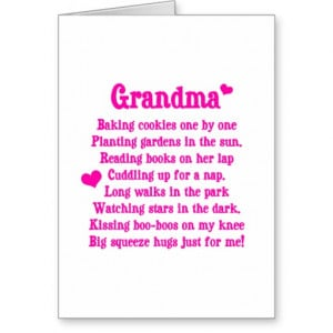 dresses happy birthday grandma grandmother poem poem to happy birthday ...