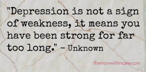 ... American women living with depression seek help and/or treatment