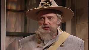 Christopher Walken stars as Civil War hero Colonel Angus in a famously ...