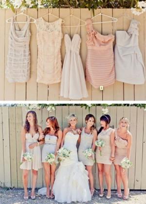 bridesmaids dresses!