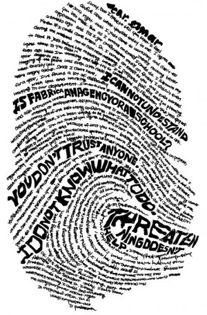 ... put Bible verses and sayings to remind us of our identity in Christ