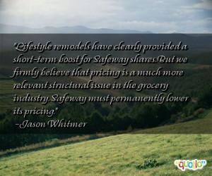 Safeway Quotes