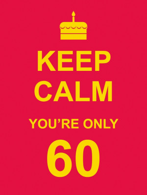 Happy 60th Birthday Quotes, Wishes and Messages
