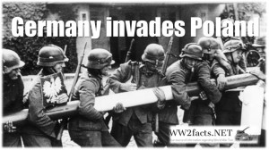 World War 2 Germany Invades Poland