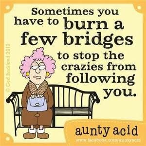 aunty acid quotes - Bing Images