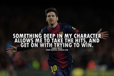 Back > Quotes For > Cr7 Quotes About Messi