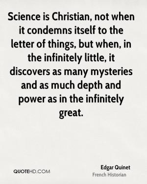 Edgar Quinet Quotes