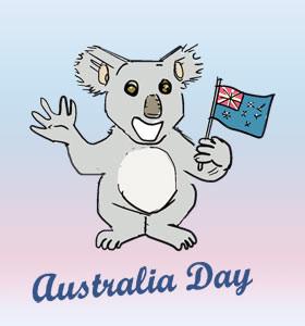 Australia Day in 2016