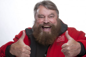 ... the only thing greater than brian blessed is brian blessed in space