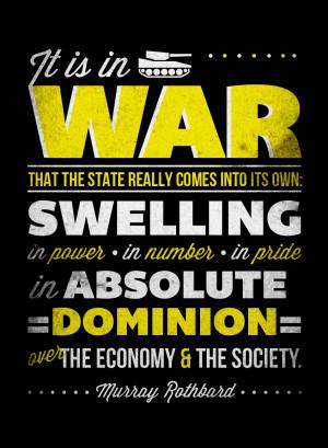 Murray Rothbard Poster