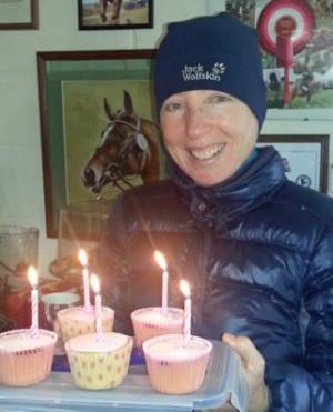 Horse Hero Founder Fiona Price Celebrates Her Birthday During Filming