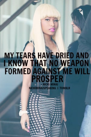 tags nicki minaj nicki nicki quotes nicki minaj quotes quotes quote ...