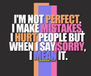 ... am Sorry Quotes|Saying Sorry Quotes|I'm Sorry Quotes for Him or Her
