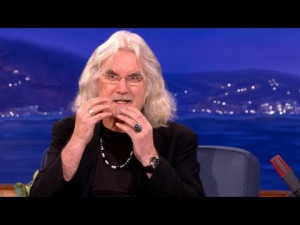 Gerry Rafferty Page Billy Connolly on smoking the Bible with Gerry ...