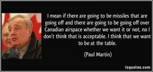 More Paul Martin Quotes