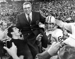 Vince Lombardi, Green Bay Packers Football Coach