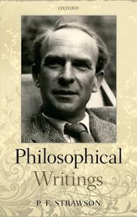 Philosophical Writings Hardcover P F Strawson Cover Art