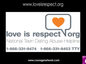teen dating violence quotes