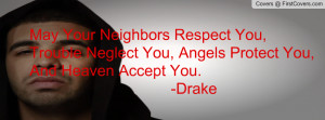 Drake Fire Quote Profile Facebook Covers