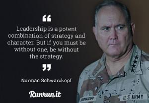 Inspiring quotes – Norman Schwarzkopf