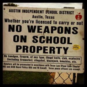 Funny Wrestling Quotes High School No weapons on school property