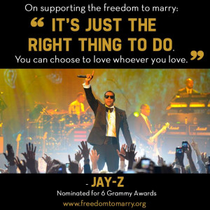 10 Grammy-nominated musicians join Freedom to Marry campaign ...