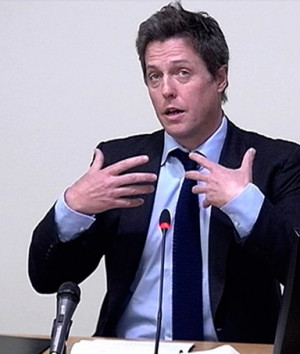 shows actor hugh grant speaking at the hugh grant quotes