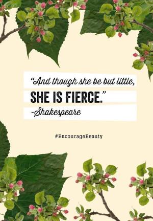 She is FIERCE... Women-life