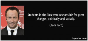 More Tom Ford Quotes