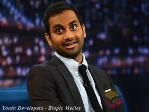 American Stand-up Comedian Aziz Ansari Biography, Comedy Shows ...