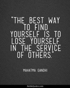 Volunteer / Hospice Quotes